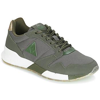 鞋子 女士 球鞋基本款 Le Coq Sportif 乐卡克 OMEGA X W METALLIC 卡其色