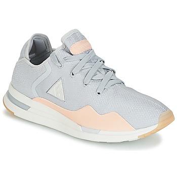 鞋子 女士 球鞋基本款 Le Coq Sportif 乐卡克 SOLAS W SUMMER FLAVOR 灰色 / 米色