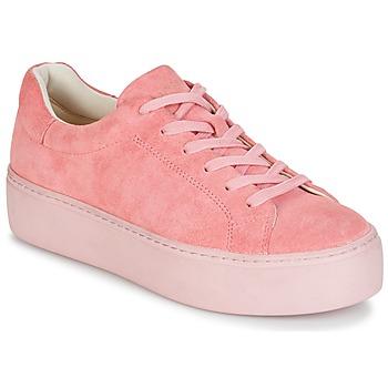 鞋子 女士 球鞋基本款 Vagabond JESSIE 玫瑰色