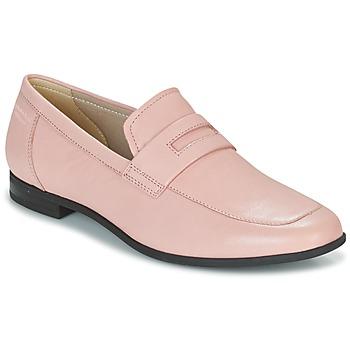 鞋子 女士 皮便鞋 Vagabond MARILYN 玫瑰色