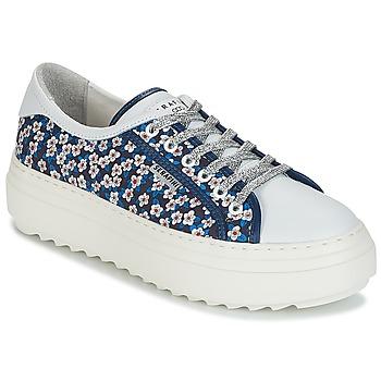 鞋子 女士 球鞋基本款 Serafini SOHO 藍色