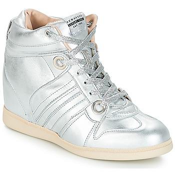 鞋子 女士 高帮鞋 Serafini MANHATTAN 银色