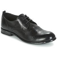 鞋子 女士 德比 Moma CROSS-NERO 黑色