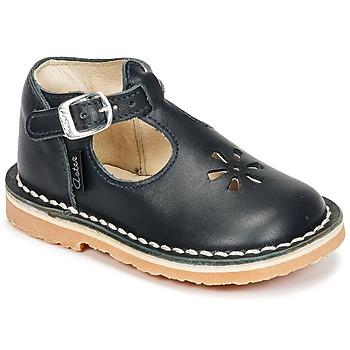 鞋子 儿童 平底鞋 Aster BIMBO 海蓝色