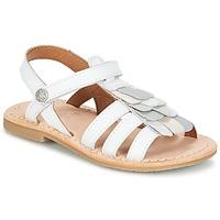 鞋子 女孩 凉鞋 Aster CORELLE 白色