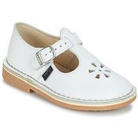 鞋子 女孩 平底鞋 Aster DINGO 白色