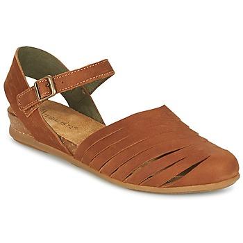 鞋子 女士 凉鞋 El Naturalista STELLA 棕色