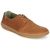 鞋子 男士 球鞋基本款 El Naturalista AMAZONIAS 棕色