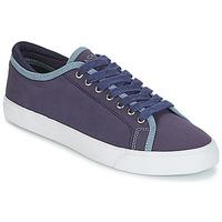 鞋子 男士 球鞋基本款 Hackett MR CLASSIC PLIMSOLE 海蓝色