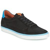 鞋子 男士 球鞋基本款 Pataugas PHIL-NOIR 黑色