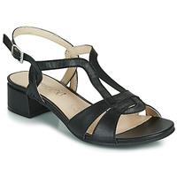 鞋子 女士 凉鞋 Caprice SATIBO 黑色