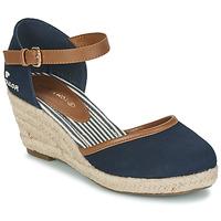 鞋子 女士 高跟鞋 Tom Tailor 湯姆裁縫 ESKIM 海藍色