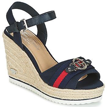 鞋子 女士 涼鞋 Tom Tailor 湯姆裁縫 CRYSTYA 海藍色