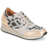 鞋子 女士 球鞋基本款 KARSTON SEMIR 米色 / 金色