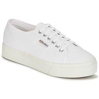 鞋子 女士 球鞋基本款 Superga 2730 COTU 白色
