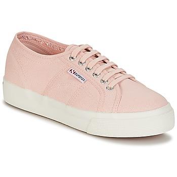 鞋子 女士 球鞋基本款 Superga 2730 COTU 玫瑰色