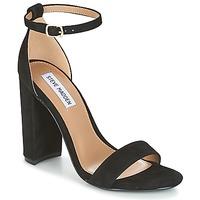 鞋子 女士 凉鞋 Steve Madden 史蒂夫·马登 CARRSON 黑色