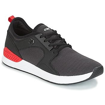 鞋子 男士 球鞋基本款 Etnies CYPRUS SC 黑色 / 红色