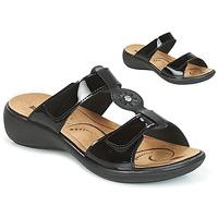 鞋子 女士 休闲凉拖/沙滩鞋 Romika IBIZA 82 黑色