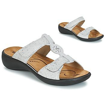 鞋子 女士 休闲凉拖/沙滩鞋 Romika IBIZA 82 灰色