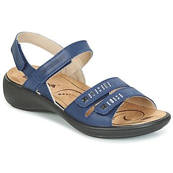 鞋子 女士 凉鞋 Romika IBIZA 86 蓝色