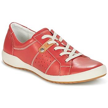 鞋子 女士 球鞋基本款 Romika CORDOBA 01  胭脂紅