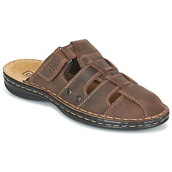 鞋子 男士 休閑涼拖/沙灘鞋 TBS BASSOA 棕色