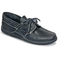 鞋子 男士 船鞋 TBS GONIOX 海蓝色