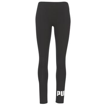 衣服 女士 紧身裤 Puma 彪马 ESS NO.1 LEGGINGS W 黑色