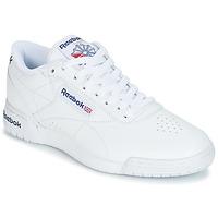鞋子 球鞋基本款 Reebok Classic EXOFIT 白色