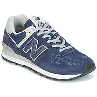 鞋子 球鞋基本款 New Balance新百伦 ML574 蓝色