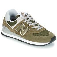 鞋子 球鞋基本款 New Balance新百伦 ML574 橄榄色