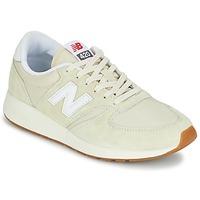 鞋子 女士 球鞋基本款 New Balance新百伦 WRL420 米色