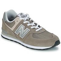 鞋子 儿童 球鞋基本款 New Balance新百伦 574 灰色