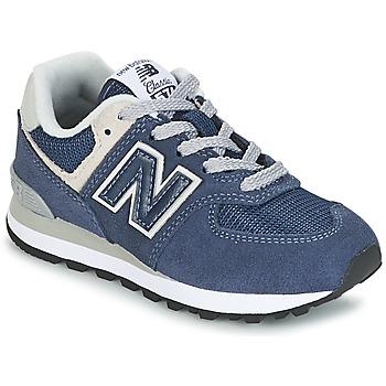 鞋子 儿童 球鞋基本款 New Balance新百伦 574 海蓝色