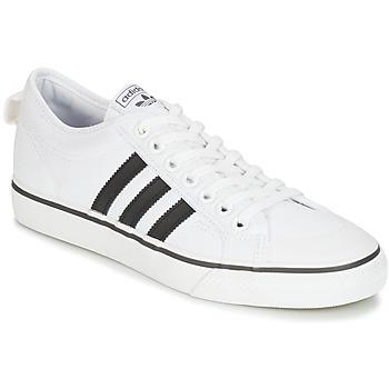 鞋子 球鞋基本款 Adidas Originals 阿迪达斯三叶草 NIZZA 白色