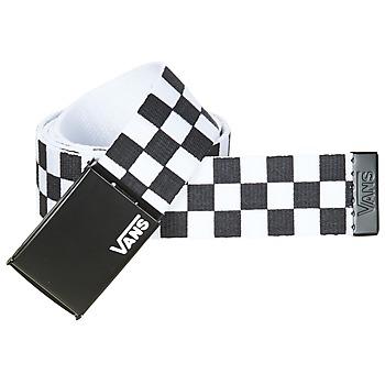 纺织配件 男士 腰带 Vans 范斯 DEPPSTER II 黑色 / 白色