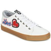 鞋子 女士 球鞋基本款 Love Moschino JA15213G15 白色