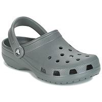 鞋子 洞洞鞋/圆头拖鞋 crocs 卡骆驰 CLASSIC 灰色