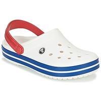 鞋子 洞洞鞋/圆头拖鞋 crocs 卡骆驰 CROCBAND 白色 / 蓝色 / 红色