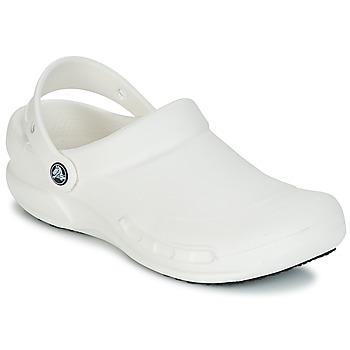 鞋子 洞洞鞋/圆头拖鞋 crocs 卡骆驰 BISTRO 白色
