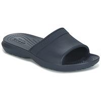 鞋子 儿童 拖鞋 crocs 卡骆驰 CLASSIC SLIDE K 海蓝色