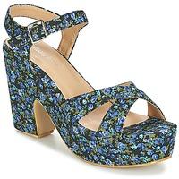 鞋子 女士 涼鞋 Moony Mood INADA 藍色
