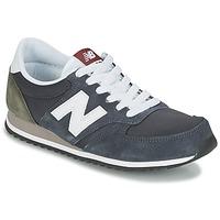 鞋子 球鞋基本款 New Balance新百伦 U420 海蓝色