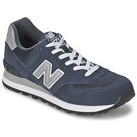 鞋子 球鞋基本款 New Balance新百伦 M574 海蓝色