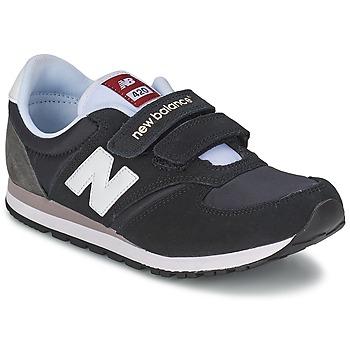 鞋子 儿童 球鞋基本款 New Balance新百伦 KE420 黑色 / 灰色