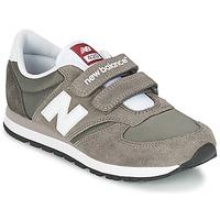 鞋子 儿童 球鞋基本款 New Balance新百伦 KE420 灰色 / 黑色