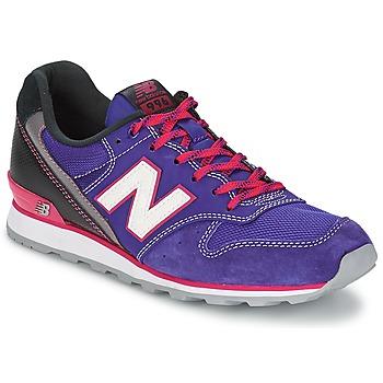 鞋子 女士 球鞋基本款 New Balance新百伦 WR996 紫罗兰