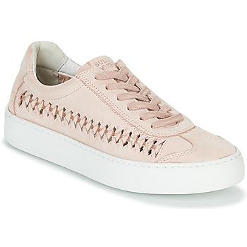 鞋子 女士 球鞋基本款 Bullboxer PARETE 玫瑰色