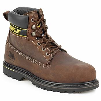 鞋子 男士 短筒靴 Caterpillar HOLTON SB 棕色